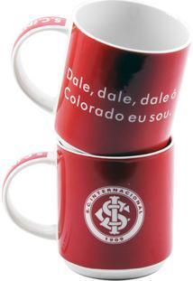 Caneca Minas De Presentes Internacional Vermelha