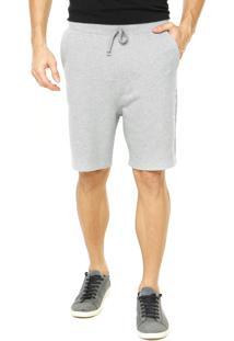 Bermuda Calvin Klein Jeans Cinza