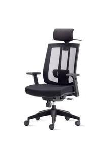 Cadeira Song Diretor Com Encosto De Cabeca Base Nylon Piramidal - 53082 53082