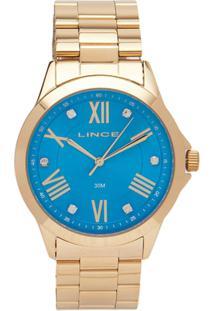 f4a49411962 Relógio Analógico Fashion Lince feminino