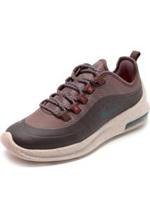 Tênis Nike Sportswear Air Max Axix Se Marrom