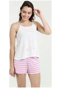 9bc47819b40db0 Pijama Ilhos Sem Manga feminino | Shoelover