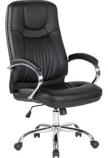 Cadeira Office Lyon Preta Rivatti - Preto - Dafiti