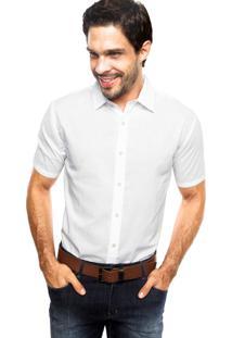 Camisa Vr Básica Branca