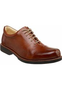 Sapato Social Masculino Oxford Sandro Moscoloni Ogden Marrom