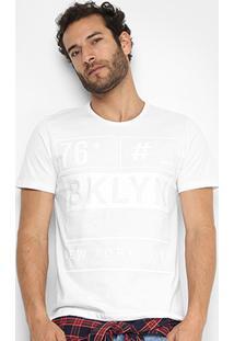 Camiseta Kohmar 76 Nyc Masculina - Masculino
