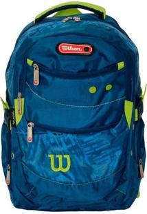 Mochila Wilson Ix13287B Azul