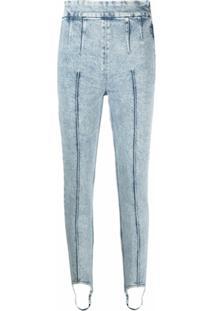 Isabel Marant Calça Jeans Skinny - Azul