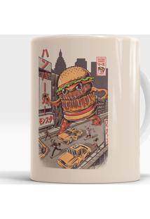 Caneca Burgerzilla