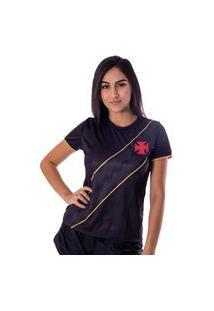 Camiseta Vasco Native Feminino