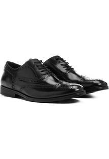 Sapato Social Couro Shoestock Inglês - Masculino