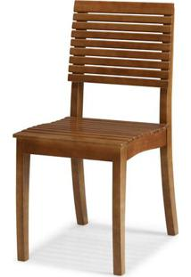 Cadeira Laguna Ripada Cor Amendoa - 34353 Sun House