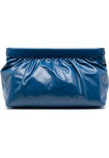 Isabel Marant Clutch Franzida - Azul