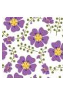 Papel De Parede Adesivo - Flores - 155Ppf