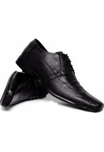 Sapato Social Topflex 901 Com Cadarço Masculino - Masculino