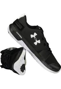 Tênis Under Armour Commit Tr Preto