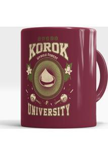 Caneca Korok University