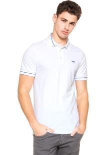Camisa Polo Triton Slim Branca