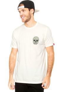 Camiseta Element Cabbom Bege