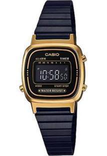 a13842c16d7 Relógio Digital Casio Vidro feminino