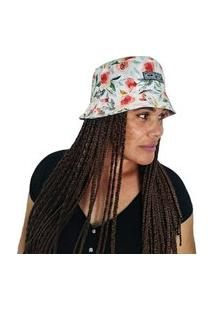 Chapéu Bucket Hats Black Bird Thb 57F