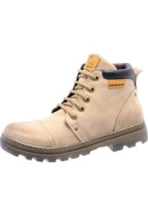 Bota Mega Boots 6003 Man Bege