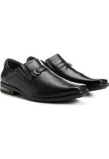 Sapato Social Couro Ferracini Florença - Masculino