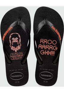 Chinelo Masculino Star Wars Havaianas 0172