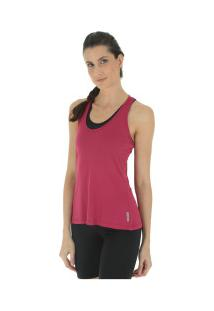 Camiseta Regata Campeão Oxer Jogging New - Feminina - Rosa Esc Cinza f395b9673da