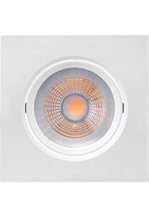 Spot De Embutir Downlight Quadrado Led Par20 7W 6500K Bivolt 435915 - Brilia