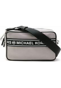 Michael Michael Kors Bolsa Tiracolo Kenly - Cinza