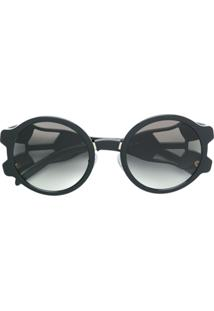 b7883dc5b R$ 2884,00. Farfetch Prada Eyewear Óculos De Sol Redondo ...