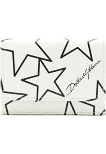 Dolce & Gabbana Carteira De Couro - Branco