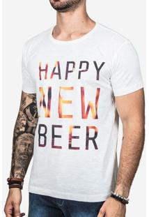Camiseta Happy New Beer 100306