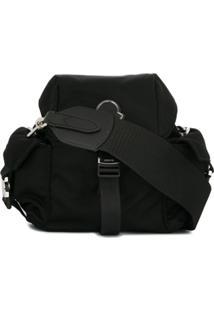 Moncler Dauphine Mini Crossbody Bag - Preto