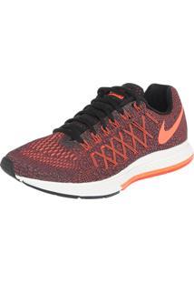 Tênis Nike Wmns Air Zoom Pegasus 32 Laranja/Preto