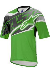 Camisa Alpinestars Sight Verde