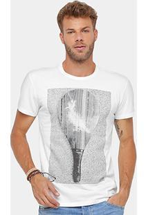 Camiseta Reserva Frescobol Masculina - Masculino