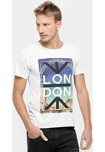 Camiseta Sergio K London Color - Masculino