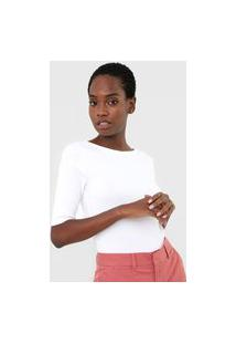 Blusa Gap Lisa Branca