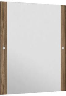 Espelheira Em Mdf Madri 60 85X55Cm Terracota