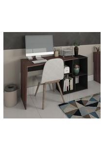 Mesa Escrivaninha Artany Urban Home Office 4 Nichos