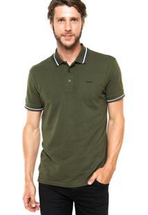 Camisa Polo Sommer Lisa Verde
