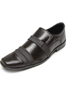 Sapato Fiveblu Miami Marrom