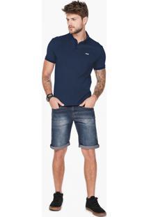Bermuda Slim Jeans Enfim