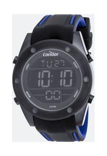 7052b999d2b Lojas Renner. 5atm Masculino Relógio Condor Digital Cobj3463ag2p