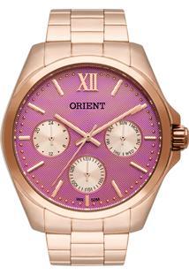 Relógio Orient Feminino Unique Frssm021R3Rx