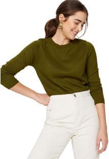 Suéter Tricot Básico