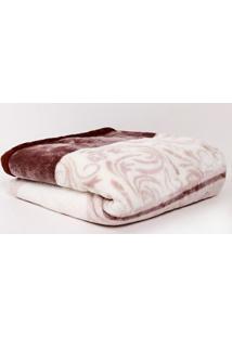 Cobertor King Jolitex Lilás