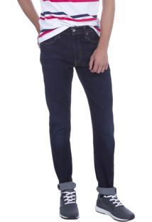 Calça Jeans Levis 512 Slim Taper Escura